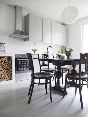 Pilke Interior keittiösuunnittelu