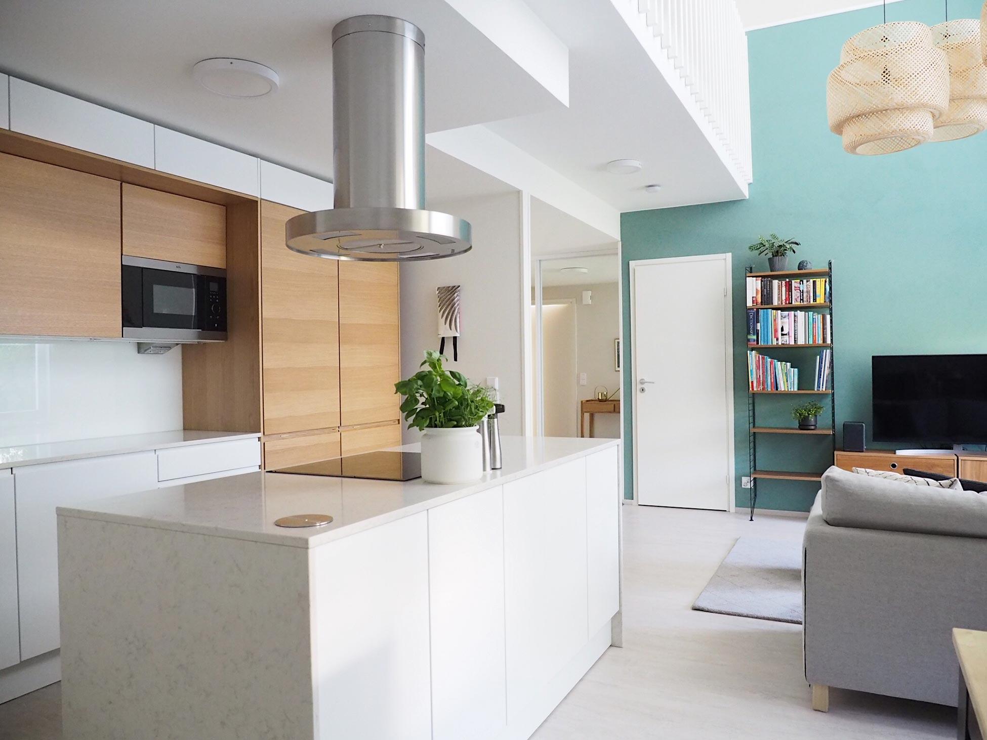 Pilke-Interior värisuunnittelu