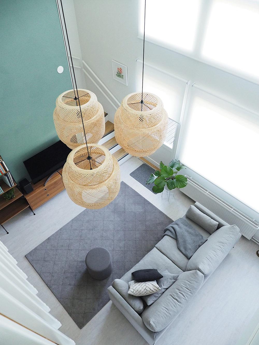 Pilke interior remonttisuunnittelu