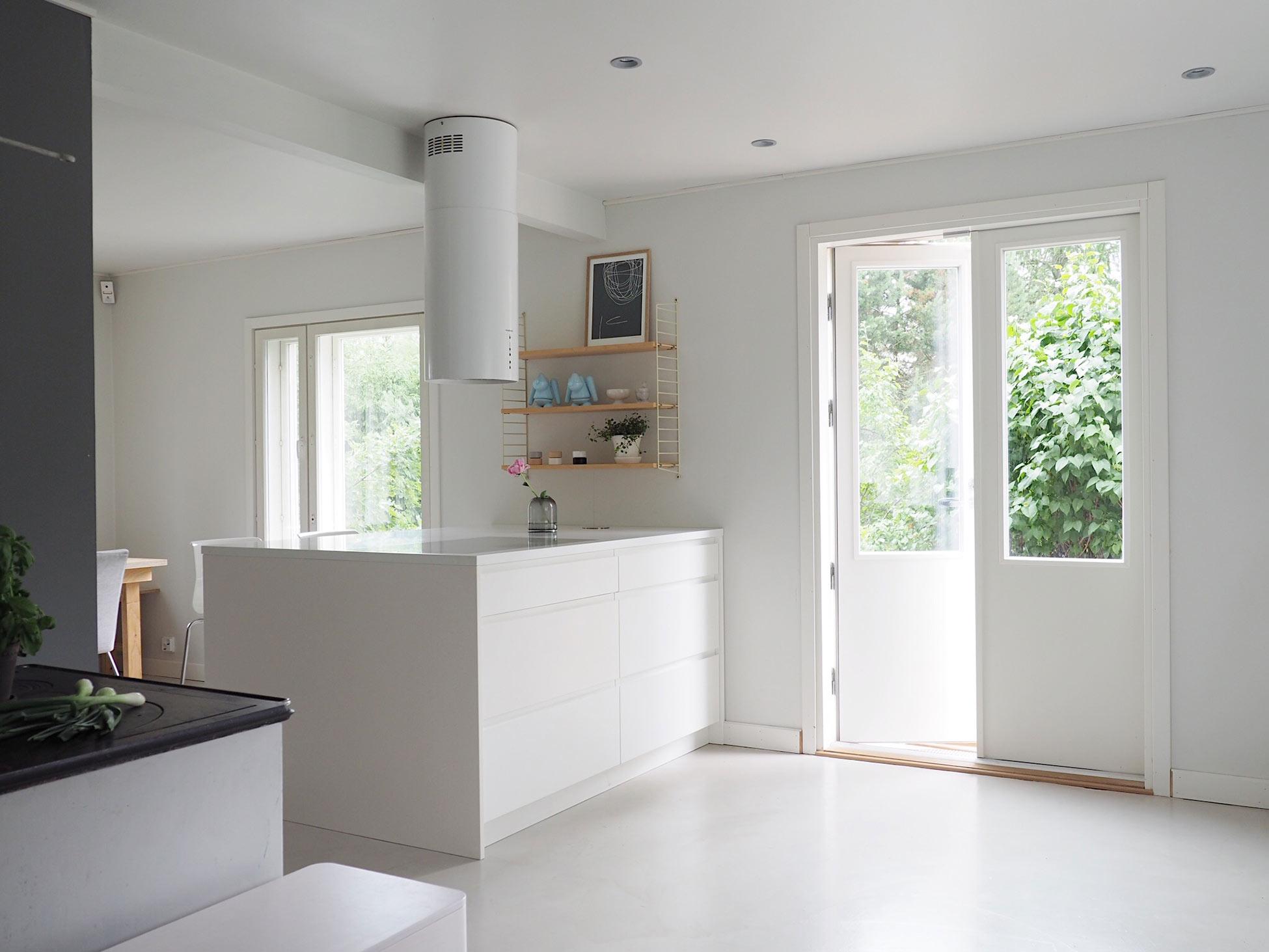 Pilke-Interior keittiösuunnittelu