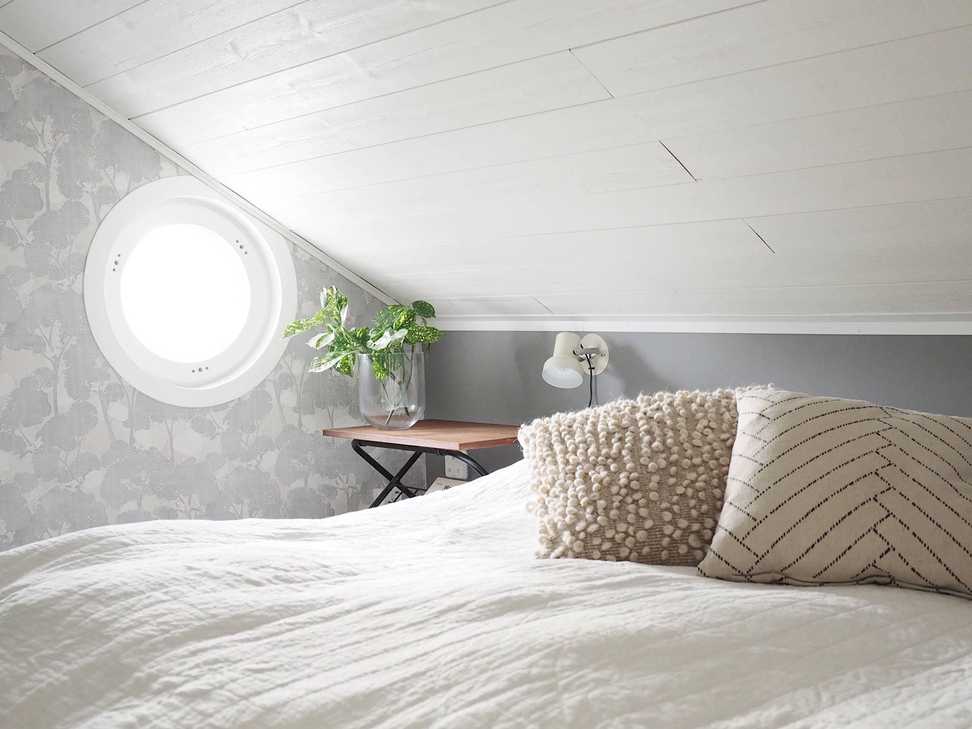 Pilke-Interior pintamateriaalisuunnittelu
