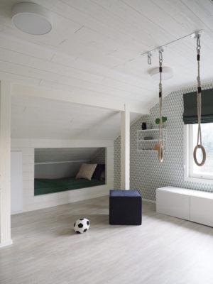 Pilke-Interior tekstiilisuunnittelu