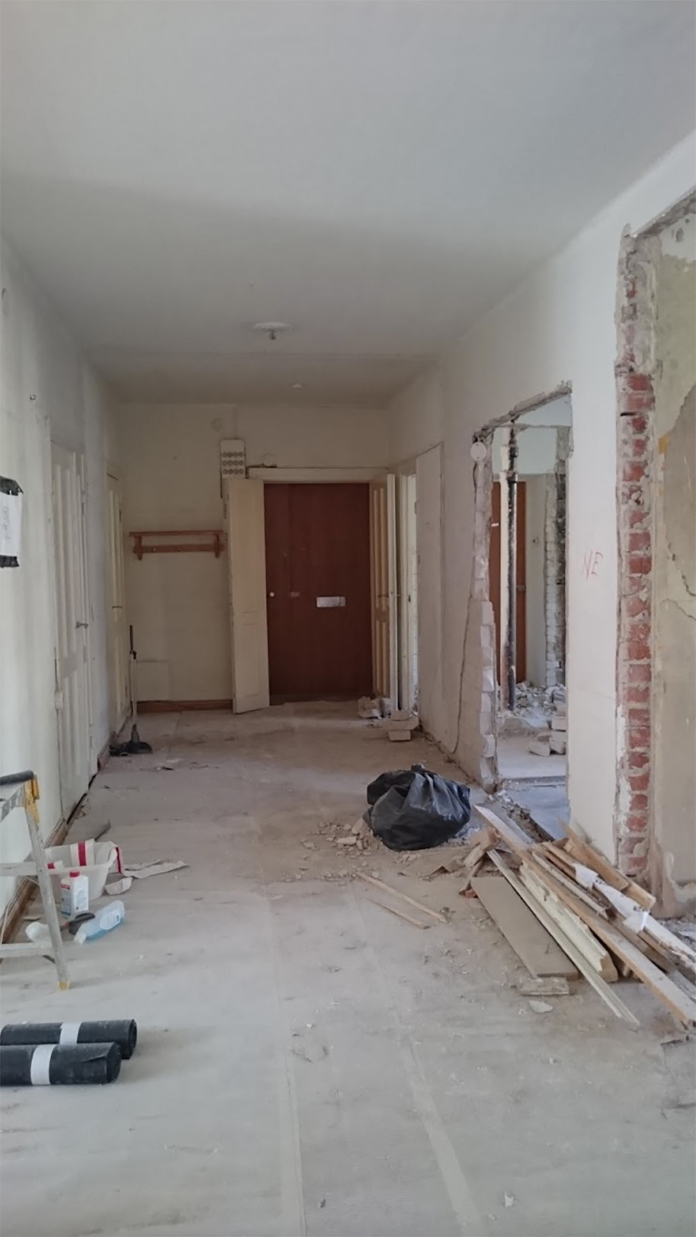 Pilke Interior tilasuunnittelu